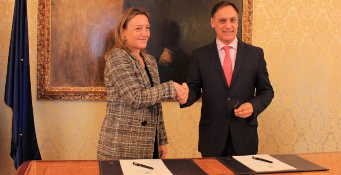 El Ayuntamiento de Salamanca y la EOI apuestan por el desarrollo de su ciudadanía y su tejido empresarial