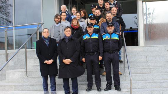 La Policía Local de Salamanca ofrece atención directa a las personas más vulnerables
