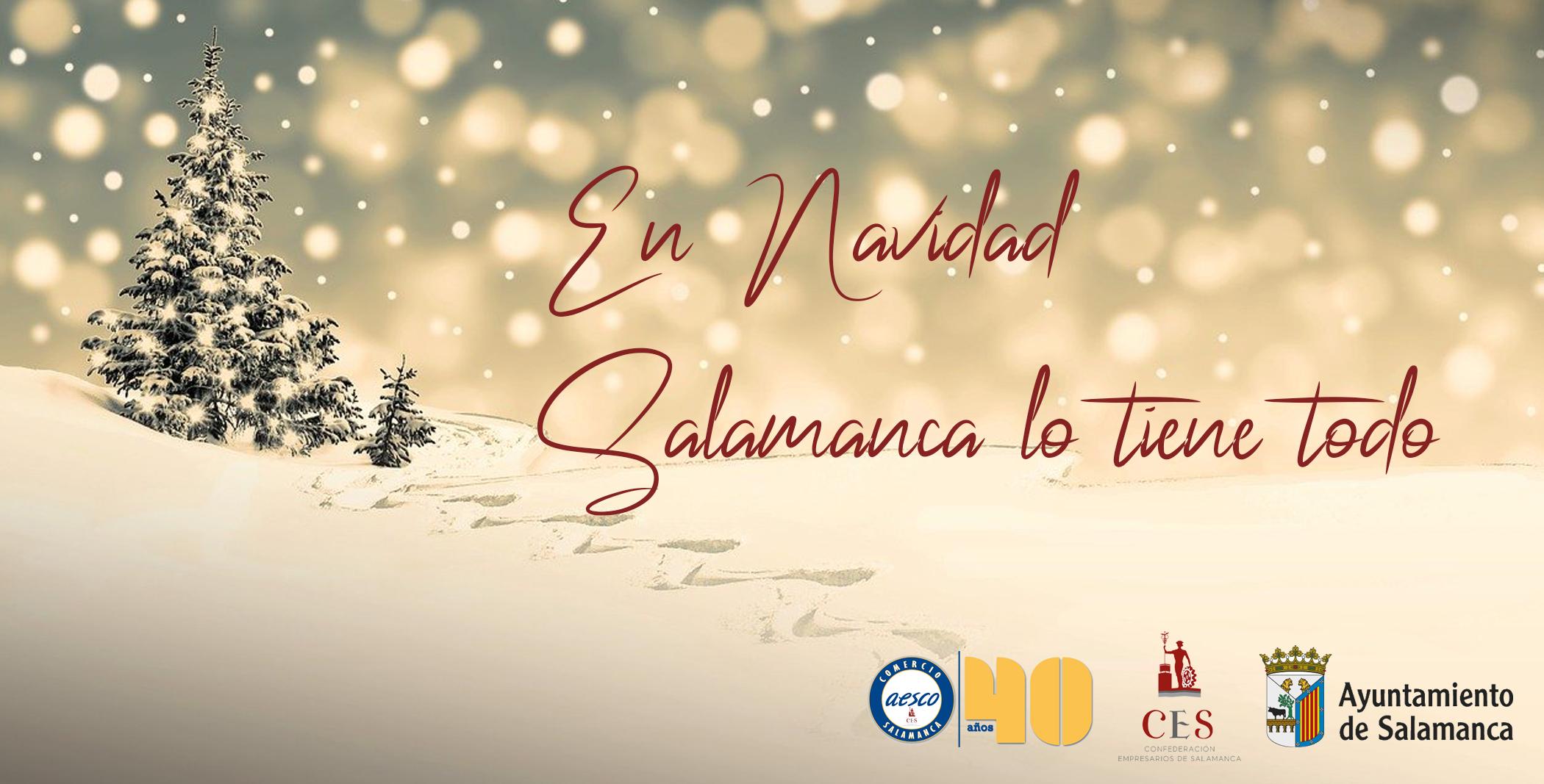 AESCO lanza la campaña 'Salamanca lo tiene todo' para incentivar el consumo en el comercio local