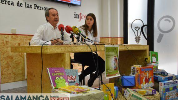 Cruz Roja Salamanca espera llegar a más de 600 niños salmantinos con su campaña de juguetes por Navidad