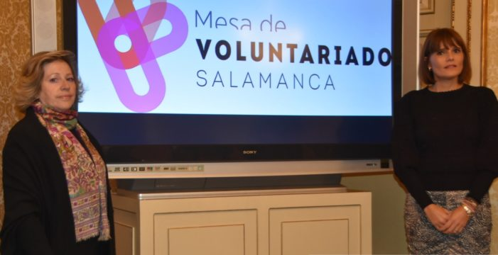 Salamanca conmemora el Día del Voluntariado