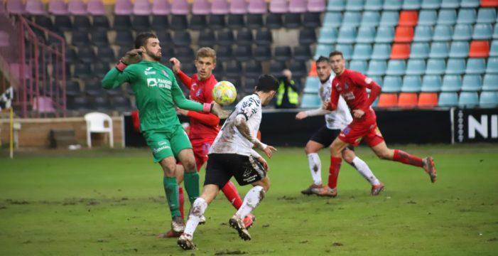 El Calahorra se lleva tres puntos a casa tras vencer al Salamanca CF UDS