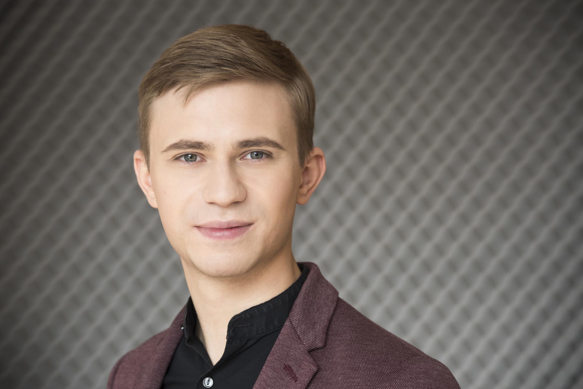 El joven pianista ucraniano Dmytro Choni ofrecerá hoy un concierto en el Teatro Liceo
