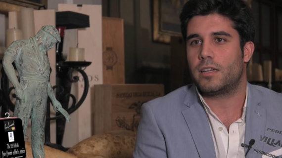 Juan José Diez: 'Cuando supe que había ganado El Timbalero, fue la primera vez que me quedé sin palabras'