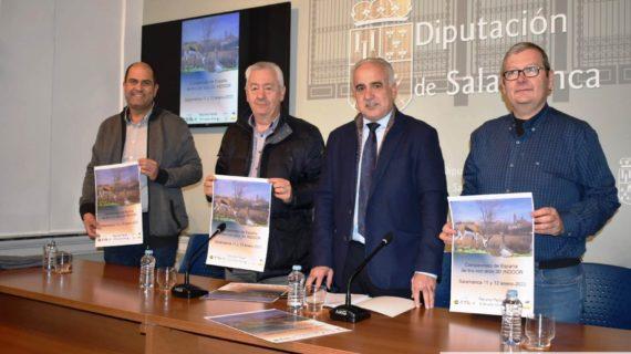 220 arqueros participarán en Salamanca en el próximo Campeonato de España de tiro con arco 3D