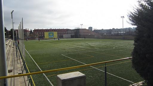 Licitadas las obras para la mejora del césped y accesibilidad del campo de fútbol de 'La Salud'