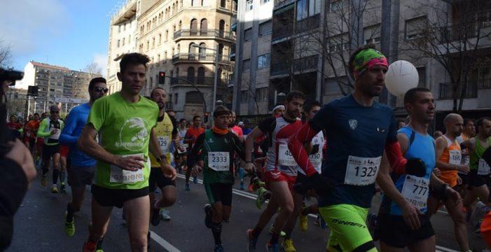 2.600 atletas participarán en la novena edición de la Media Maratón Ciudad de Salamanca