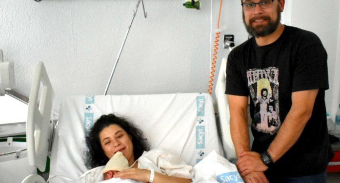 Con el nacimiento de Alejandro despediámos al 2019 y con el de Leo recibíamos al 2020 en Salamanca