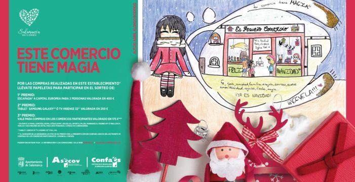 El Comercio Salmantino apura la campaña de Navidad mejorando sus sensaciones