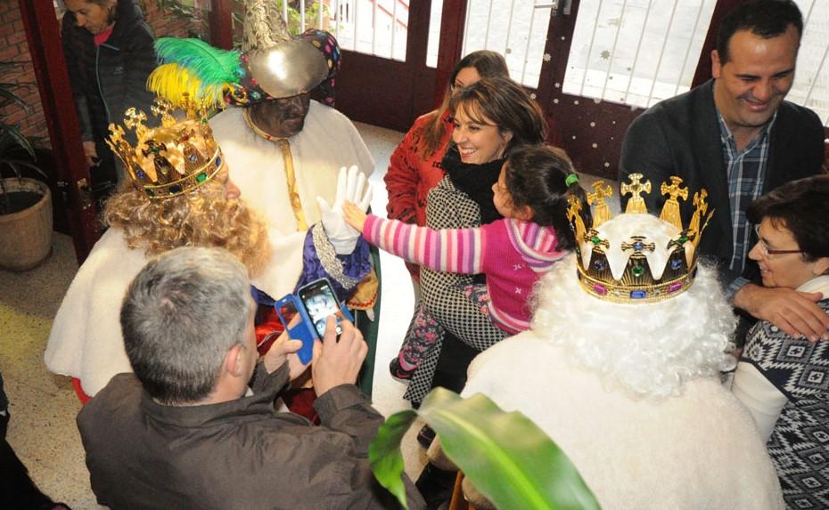 Los Magos de Oriente visitarán a más de 500 mayores